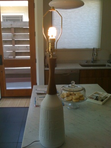 Lighted Lamp