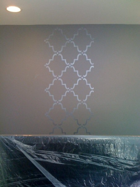 Wall paint stencils download wallpaper free - Wall stencils for painting ...