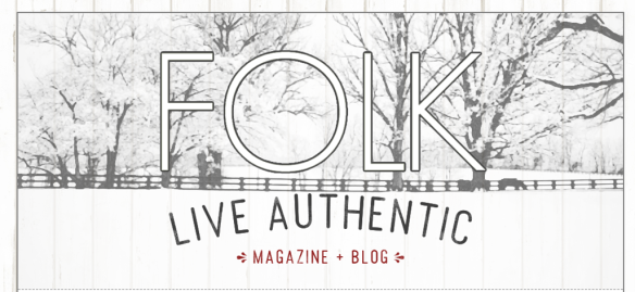 FOLK Magazine Logo