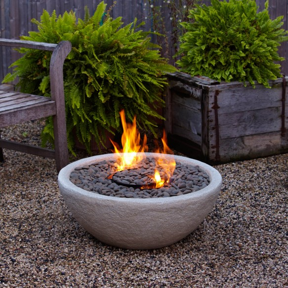 Hampton fire bowl