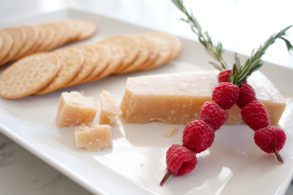 Cocktail Cheese Plate