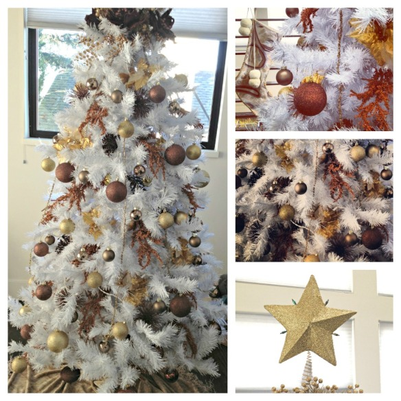 CourtneyOutLoud Christmas Tree Collage