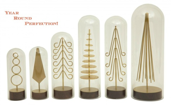 Jayson Home Brass Trees