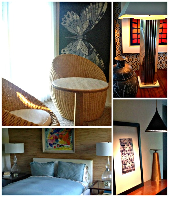 Palm Springs House Collage