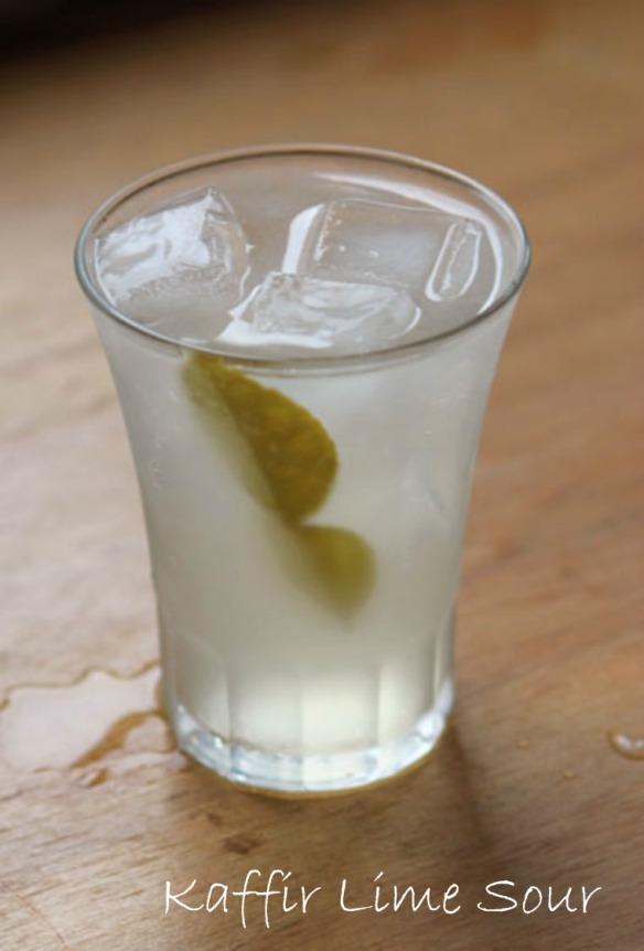 Kaffir Lime Sour Pic
