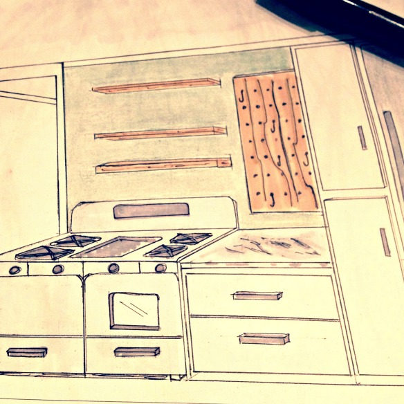 Oakland Kitchen 2