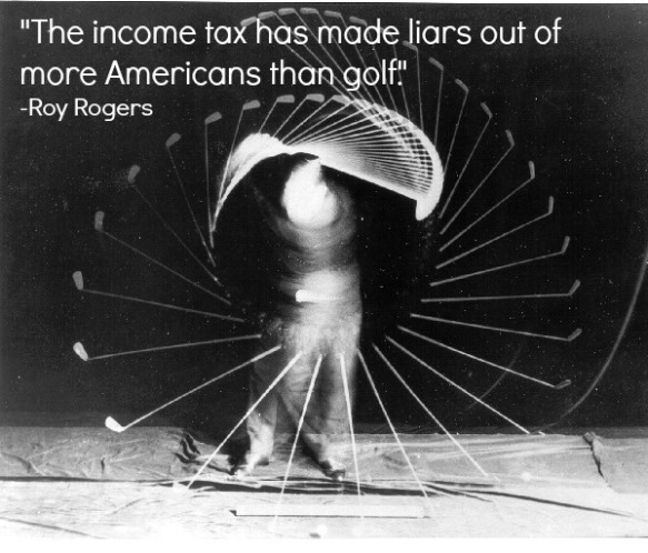 Roy Rogers Tax Quote