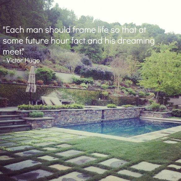 Victor Hugo Dream Quote