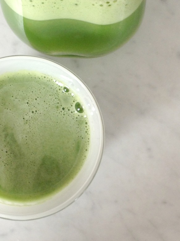 Green Juice After