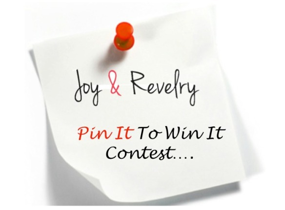 J&R Pinterest Contest