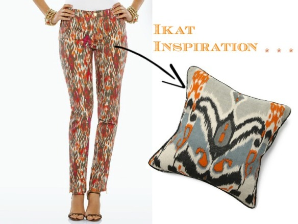 Ikat Inspiration