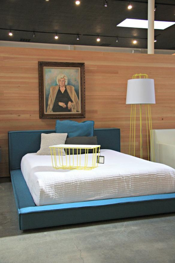 Blu Dot Bed