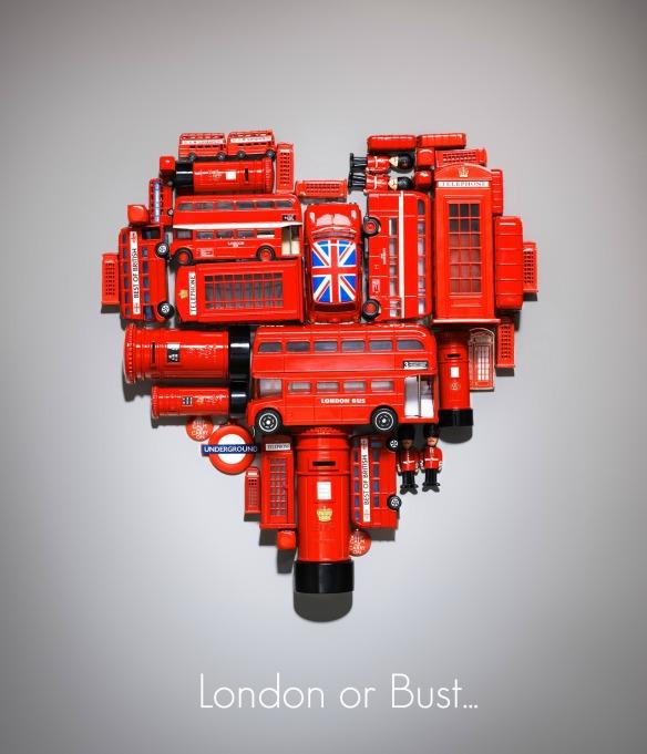 London Bust