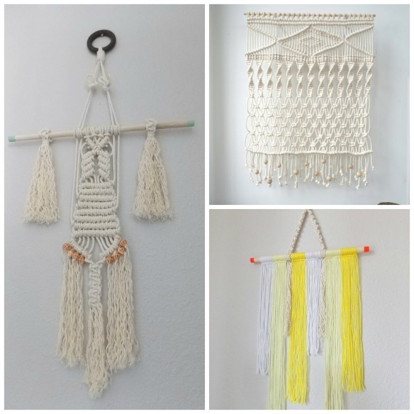 Macrame Collage