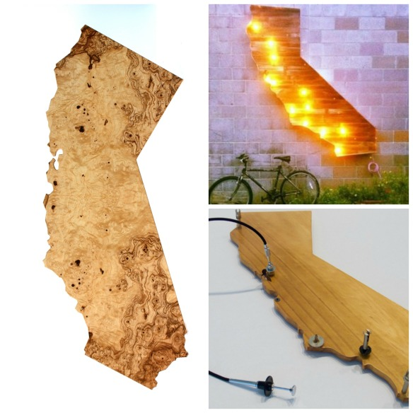 California Collage