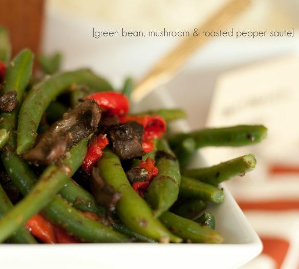 Green Bean Saute #2