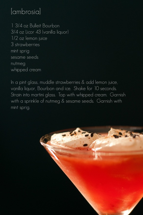 Ambrosia Drink Recipe